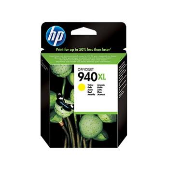TINTA HP 940XL AMARILLO C4909AL