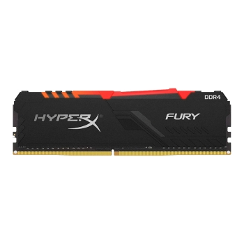 MEMORIA RAM DDR4 16GB 3200 KING HYPX FURY BK HX432
