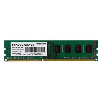 MEMORIA RAM DDR3 4GB 1600 PATRIOT SIGNATURE LINE P