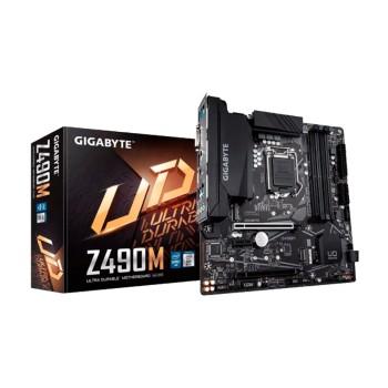PLACA MADRE GIGABYTE 1200 Z490M S/R/HDMI/DP/DVI/M.