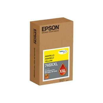 TINTA EPSON T748XXL 420-A AMARILLO WF-6090/WF-6590