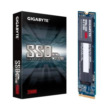 SSD M.2 PCIE 256GB GIGABYTE NVME GP-GSM2NE3256GNTD