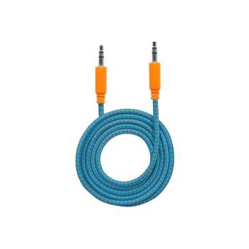 CABLE DE AUDIO AUXILIAR EST�REO 352802 3.5 MM/ MAC
