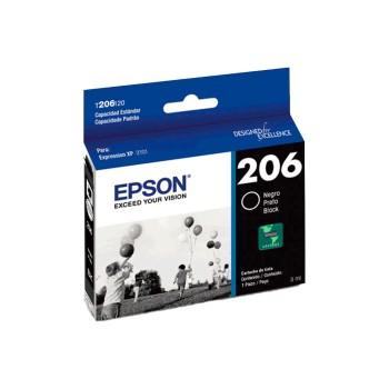 TINTA EPSON EXPRESSION T206120-AL NEGRO P/XP-2101