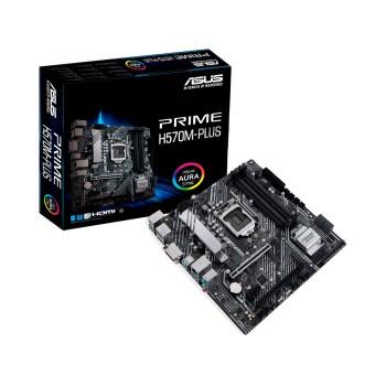 PLACA MADRE ASUS 1200 PRIME H570M-PLUS S/R/HDMI/DV