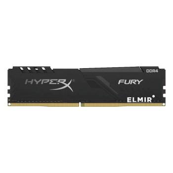 MEMORIA RAM DDR4 32G 2400 KINGSTON HYPX FURY BK HX
