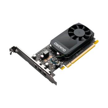 PLACA DE VIDEO NVIDIA QUADRO P400 V2 2GB DD5 VCQP4