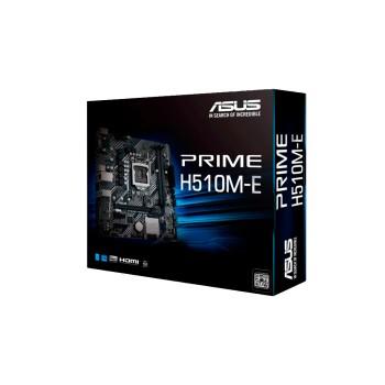 PLACA MADRE ASUS 1200 PRIME H510M-E V/S/R/HDMI/DP/