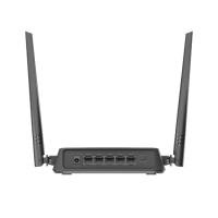 ROUTER D-LINK DIR-615 WIRELESS N300 300MBPS/IPV6/2 ANTENA/NEGRO