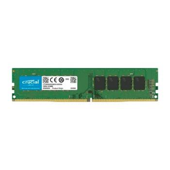 MEMORIA RAM DDR4 4GB 2666 CRUCIAL CB4GU2666