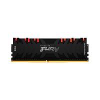MEMORIA RAM DDR4 16GB 3200 KINGSTON FURY RENEGADE BK KF432C16RB1A/16 RGB XMP