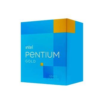 PROCESADOR INTEL 1200 PENTIUM GOLD G6405 4.1GHZ/4M