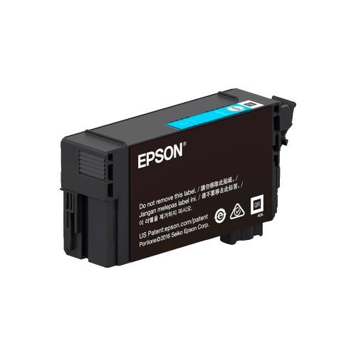 TINTA EPSON T40V220 CIANO 26ML P/SURECOLOR T5170 T3170