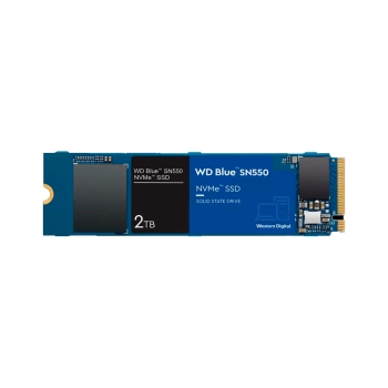 SSD M.2 PCIE NVME 2TB WESTERN DIGITAL SN550 WDS200