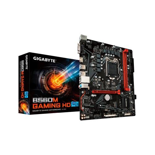 PLACA MADRE 1200 B560M GAMING HD GIGABYTE V/S/R/HDMI/2M2/DD4/USB3.2/MATX
