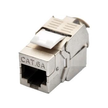 NETWORKING LANP CONEC. RJ45 HEMB. CAT.6A BLINDADO