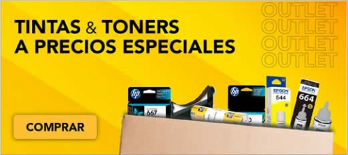 TINTAS & TONERS A PRECIOS ESPECIALES